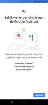 LG g7-fit-dual-sim-lm-q850emw-android-pie - Instellingen aanpassen - Nieuw toestel instellen - Stap 29