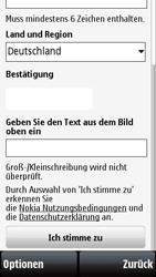 Nokia 5800 Xpress Music - Apps - Konto anlegen und einrichten - 13 / 15