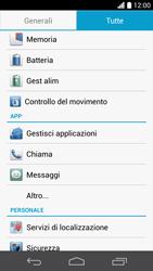 Huawei Ascend P6 - Applicazioni - Come disinstallare un