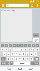 LG G3 (D855) - MMS - Sending pictures - Step 4