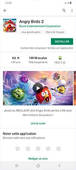 Samsung Galaxy A70 - Applications - Installation d