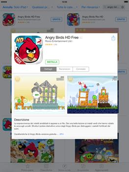 Apple iPad Retina iOS 7 - Applicazioni - Installazione delle applicazioni - Fase 14