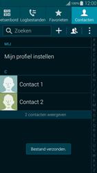 Samsung Galaxy Alpha 4G (SM-G850F) - Contacten en data - Contacten overzetten via Bluetooth - Stap 11