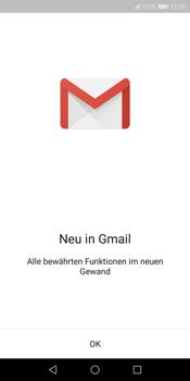 Huawei P Smart - E-Mail - Konto einrichten (gmail) - 0 / 0