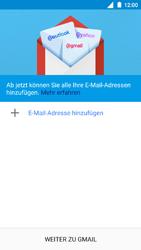 Nokia 3 - E-Mail - Manuelle Konfiguration - Schritt 5