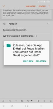 Samsung Galaxy Note9 - E-Mail - E-Mail versenden - 12 / 21