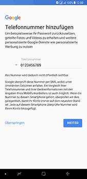 Samsung Galaxy A8 Plus (2018) - Apps - Konto anlegen und einrichten - 14 / 19