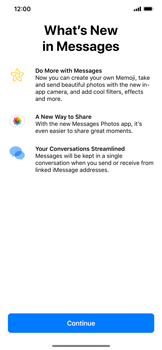 Apple iPhone XR - MMS - Sending a picture message - Step 2