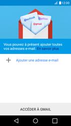 LG K4 - E-mails - Ajouter ou modifier votre compte Gmail - Étape 6