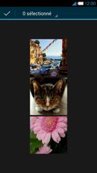 Bouygues Telecom Ultym 4 - Photos, vidéos, musique - Envoyer une photo via Bluetooth - Étape 7