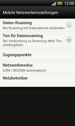 HTC One V - Ausland - Im Ausland surfen – Datenroaming - 0 / 0