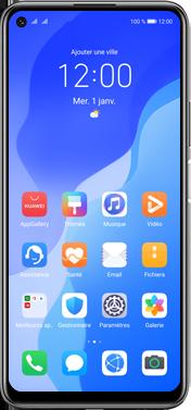 Huawei P40 Lite 5G - Premiers pas - Configurer l
