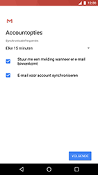 LG Nexus 5X - Android Oreo - E-mail - e-mail instellen: POP3 - Stap 19