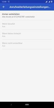 Nokia 9 - Anrufe - Rufumleitungen setzen und löschen - Schritt 12