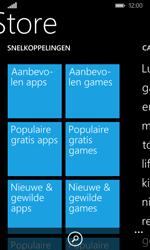 Microsoft Lumia 435 - apps - app store gebruiken - stap 5