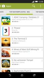 HTC One M8 - Apps - Installieren von Apps - Schritt 10