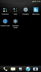 HTC One Max - Applications - Comment désinstaller une application - Étape 3