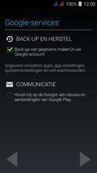 Acer Liquid Z520 - Applicaties - account instellen - Stap 13