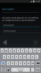 Samsung Galaxy K Zoom 4G (SM-C115) - Applicaties - Account aanmaken - Stap 5