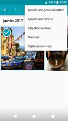 Sony Xperia XZ1 - Photos, vidéos, musique - Envoyer une photo via Bluetooth - Étape 11