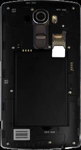 LG G4c - SIM-Karte - Einlegen - 3 / 7