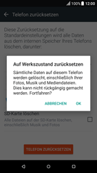 HTC One M9 - Fehlerbehebung - Handy zurücksetzen - 0 / 0