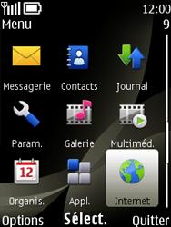 Nokia 6303 classic - Internet - navigation sur Internet - Étape 2