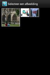 Sony ST23i Xperia Miro - MMS - afbeeldingen verzenden - Stap 13