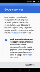 Huawei Nova - E-mail - Handmatig instellen (gmail) - Stap 14