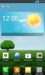 LG E975 Optimus G - Internet - automatisch instellen - Stap 1