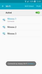 Samsung Samsung Galaxy J3 2016 - WiFi - Configuration du WiFi - Étape 8