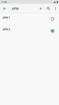 Xiaomi Mi A1 - Internet - Configuration manuelle - Étape 18