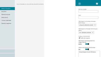Asus VivoTab Smart LTE - E-mail - Configuration manuelle - Étape 24