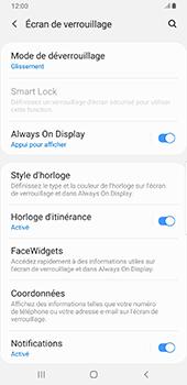 Samsung Galaxy S9 Plus - Android Pie - Sécurité - activéz le code PIN de l'appareil - Étape 5