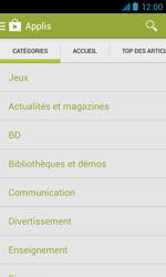 Bouygues Telecom Bs 402 - Applications - Télécharger une application - Étape 6