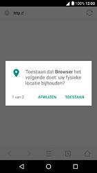 Alcatel A3 - internet - hoe te internetten - stap 3