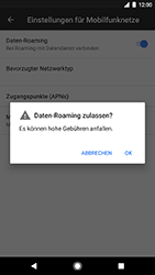 Google Pixel XL - Ausland - Auslandskosten vermeiden - Schritt 9