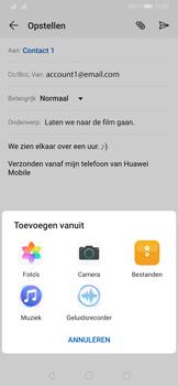Huawei P30 - E-mail - e-mail versturen - Stap 10