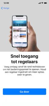 Apple iphone-x-met-ios-13-model-a1901 - Instellingen aanpassen - Nieuw toestel instellen - Stap 39