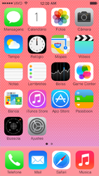 d280dfeec9b iPhone 5C versão iOS 7 - Como restaurar as configurações originais do seu  aparelho, step