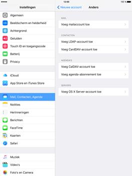 Apple iPad Mini 4 - E-mail - Handmatig instellen - Stap 7