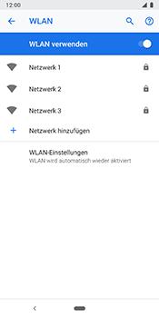 Google Pixel 3 - WLAN - Manuelle Konfiguration - 7 / 10