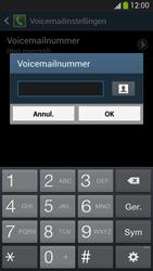 Samsung I9295 Galaxy S IV Active - Voicemail - Handmatig instellen - Stap 8
