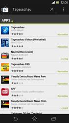 Sony Xperia Z - Apps - Herunterladen - Schritt 6