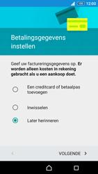 Sony Xperia Z3+ (E6553) - apps - account instellen - stap 18
