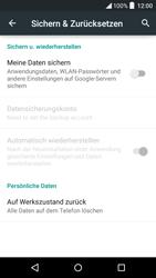 """Alcatel Idol 3 - 4.7"""" - Fehlerbehebung - Handy zurücksetzen - 8 / 11"""