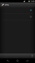 Sony Xperia T - Internet - Apn-Einstellungen - 0 / 0