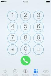 Apple iPhone 4 S - iOS 8 - Messagerie vocale - Configuration manuelle - Étape 6