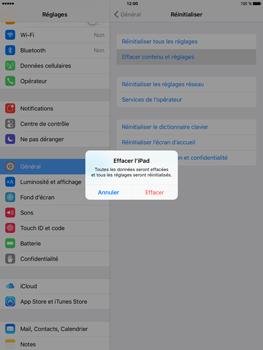 Apple iPad mini 4 - Appareil - Restauration d