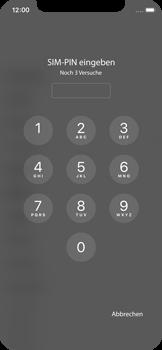 Apple iPhone X - iOS 11 - Persönliche Einstellungen von einem alten iPhone übertragen - 28 / 40